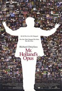 Mr. Holland's Opus - 43 x 62 Movie Poster - Bus Shelter Style A
