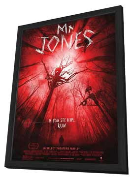 Mr Jones - 11 x 17 Movie Poster - Style A - in Deluxe Wood Frame