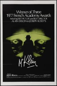 Mr. Klein - 43 x 62 Movie Poster - Bus Shelter Style A