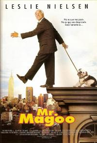 Mr. Magoo - 11 x 17 Movie Poster - Spanish Style A