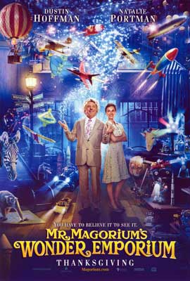 Mr. Magorium's Wonder Emporium - 27 x 40 Movie Poster - Style A