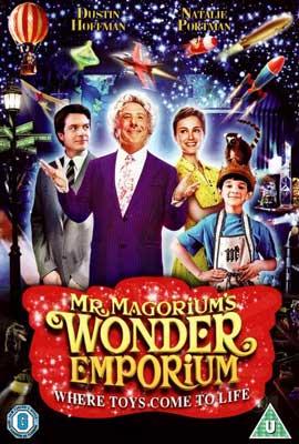 Mr. Magorium's Wonder Emporium - 27 x 40 Movie Poster - Style A