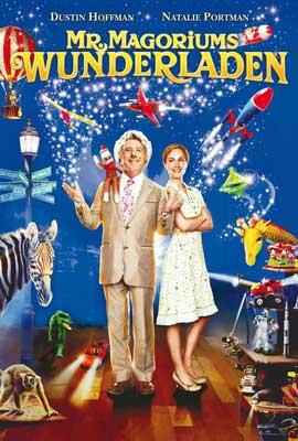 Mr. Magorium's Wonder Emporium - 27 x 40 Movie Poster - German Style A