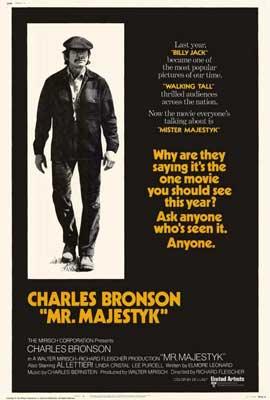 Mr. Majestyk - 27 x 40 Movie Poster - Style B