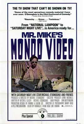 Mr. Mike's Mondo Video - 11 x 17 Movie Poster - Style A