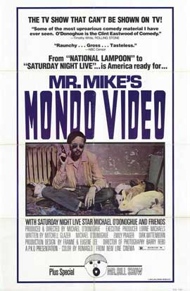 Mr. Mike's Mondo Video - 27 x 40 Movie Poster - Style A