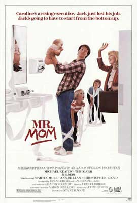 Mr. Mom - 27 x 40 Movie Poster