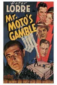 Mr. Motos Gamble - 27 x 40 Movie Poster - Style A