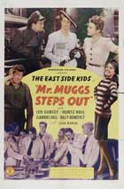 Mr. Muggs Steps Out - 11 x 17 Movie Poster - Style A