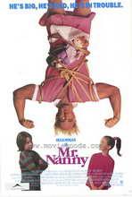 Mr. Nanny - 27 x 40 Movie Poster - Style A