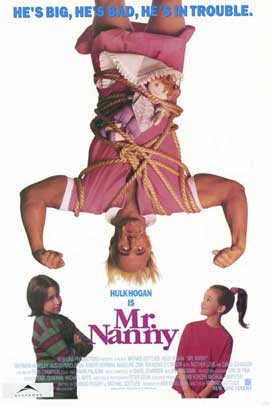 Mr. Nanny - 11 x 17 Movie Poster - Style A