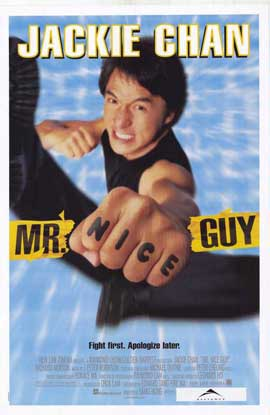 Mr. Nice Guy - 27 x 40 Movie Poster - Style A