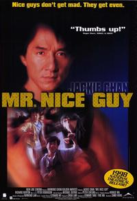 Mr. Nice Guy - 27 x 40 Movie Poster - Style B