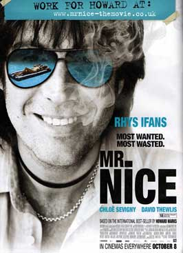 Mr. Nice - 27 x 40 Movie Poster - Style A