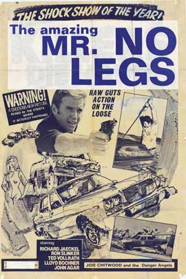 Mr. No Legs - 11 x 17 Movie Poster - Style A