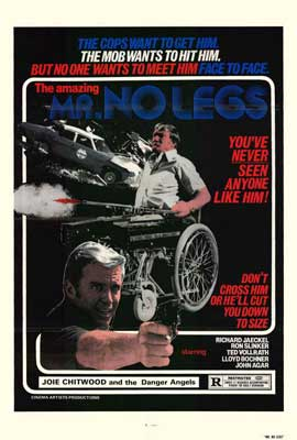 Mr. No Legs - 27 x 40 Movie Poster - Style B