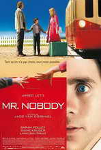 Mr. Nobody - 27 x 40 Movie Poster - French Style A