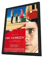 Mr. Nobody - 11 x 17 Movie Poster - French Style A - in Deluxe Wood Frame