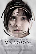 """Mr. Nobody"" Movie Poster"