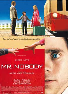 Mr. Nobody - 11 x 17 Movie Poster - French Style A
