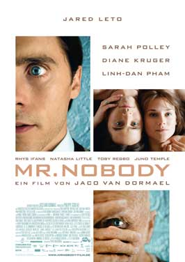 Mr. Nobody - 27 x 40 Movie Poster - German Style A