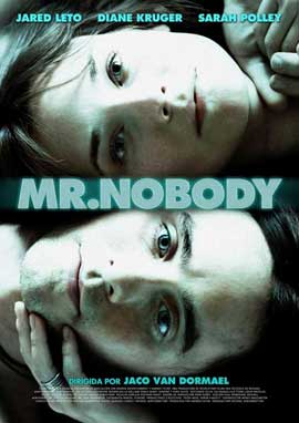 Mr. Nobody - 11 x 17 Movie Poster - Spanish Style B