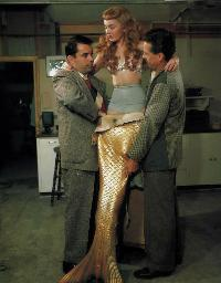 Mr. Peabody and the Mermaid - 8 x 10 Color Photo #1