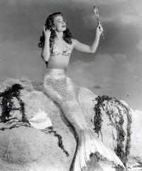 Mr. Peabody and the Mermaid - 8 x 10 B&W Photo #2