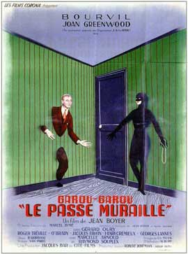Mr. Peek-A-Boo - 11 x 17 Movie Poster - French Style A