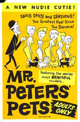 Mr. Peter's Pets - 11 x 17 Movie Poster - Style A