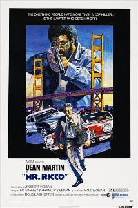 Mr. Ricco - 43 x 62 Movie Poster - Bus Shelter Style A