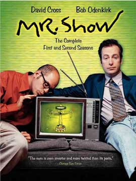 Mr. Show with Bob and David - 11 x 17 Movie Poster - Style A