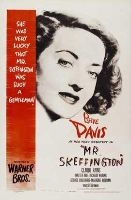 Mr. Skeffington - 11 x 17 Movie Poster - Style A