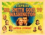 Mr. Smith Goes to Washington - 22 x 28 Movie Poster - Half Sheet Style A