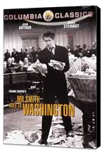 Mr. Smith Goes to Washington - 27 x 40 Movie Poster - Style B - Museum Wrapped Canvas