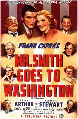 Mr. Smith Goes to Washington - 11 x 17 Movie Poster - Style A