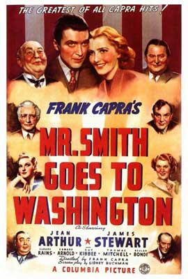 Mr. Smith Goes to Washington - 27 x 40 Movie Poster - Style A