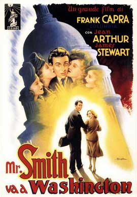 Mr. Smith Goes to Washington - 11 x 17 Movie Poster - French Style B