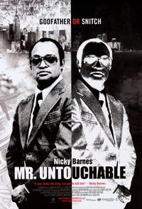 Mr. Untouchable - 11 x 17 Movie Poster - Style A