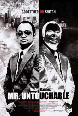 Mr. Untouchable - 27 x 40 Movie Poster - Style A