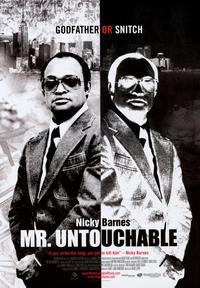 Mr. Untouchable - 43 x 62 Movie Poster - Bus Shelter Style A