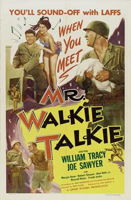 Mr. Walkie Talkie - 11 x 17 Movie Poster - Style A