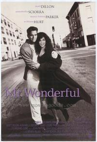 Mr. Wonderful - 27 x 40 Movie Poster - Style A