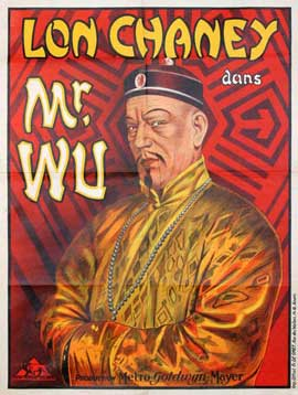 Mr. Wu - 27 x 40 Movie Poster - French Style A