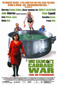 Mrs Caldicot's Cabbage War - 27 x 40 Movie Poster - Style A