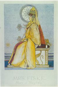 Mrs. Fiske (Broadway) - 11 x 17 Poster - Style A