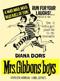 Mrs. Gibbons Boys - 27 x 40 Movie Poster - Style A