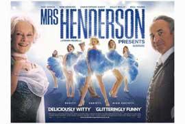 Mrs. Henderson Presents - 27 x 40 Movie Poster - Style B