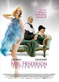 Mrs. Henderson Presents - 27 x 40 Movie Poster - Style C