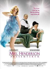 Mrs. Henderson Presents - 27 x 40 Movie Poster - Style C